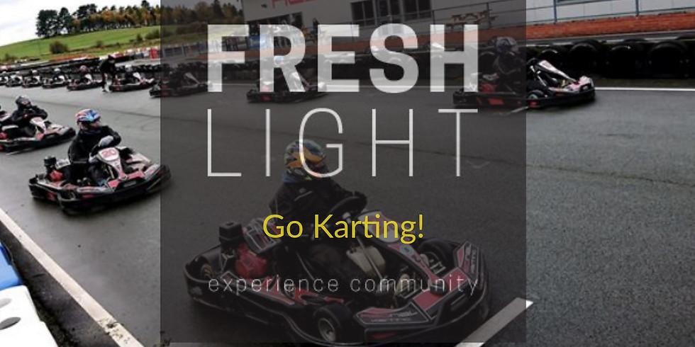 Fresh Light Go Karting!