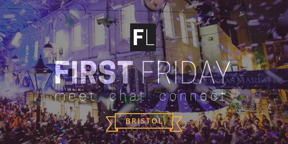 First Friday Bristol - December Christmas Market