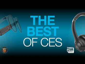 Newly introduced JLAB FRAMES and GO WORK WIN MULTIPLE awards at CES