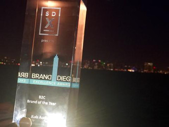 JLAB AUDIO WINS SAN DIEGO BRAND OF THE YEAR FOR THE SECOND YEAR IN A ROW