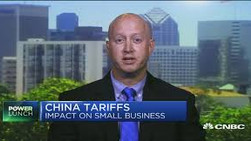 JLAB CEO DISCUSSES POTENTIAL TARIFF IMPACT ON CNBC