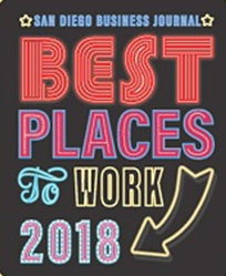 FOR THE THIRD YEAR IN A ROW, JLAB IS ONE OF THE BEST PLACES TO WORK IN SAN DIEGO