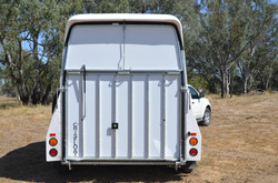 2 Horse Angle load for Sale NSW