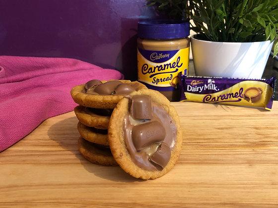 Cadburys Caramel cookie