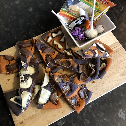 Halloween Bake your own cookie kit