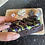 Thumbnail: Frosted MINT Halloween brownie slice
