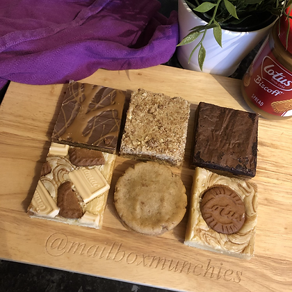 Biscoff lovers mixed box