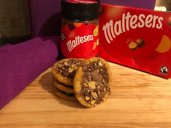 Malteaser Cookie