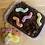 Thumbnail: Gummie worm cookie dough pot