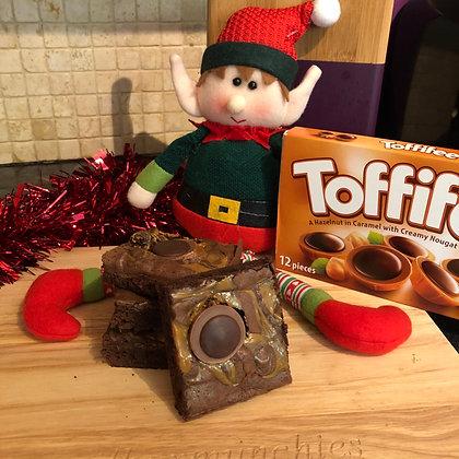 Toffifee brownie