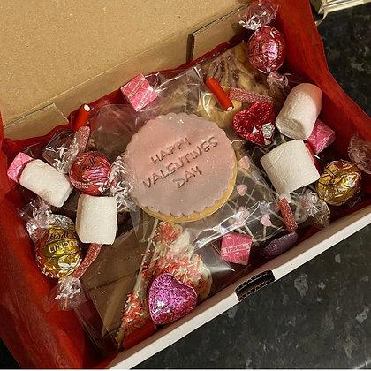 Valentines postal box