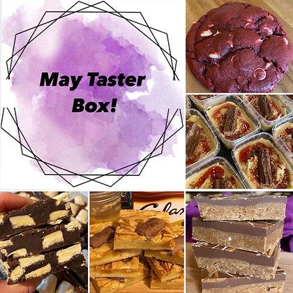 May Taster box