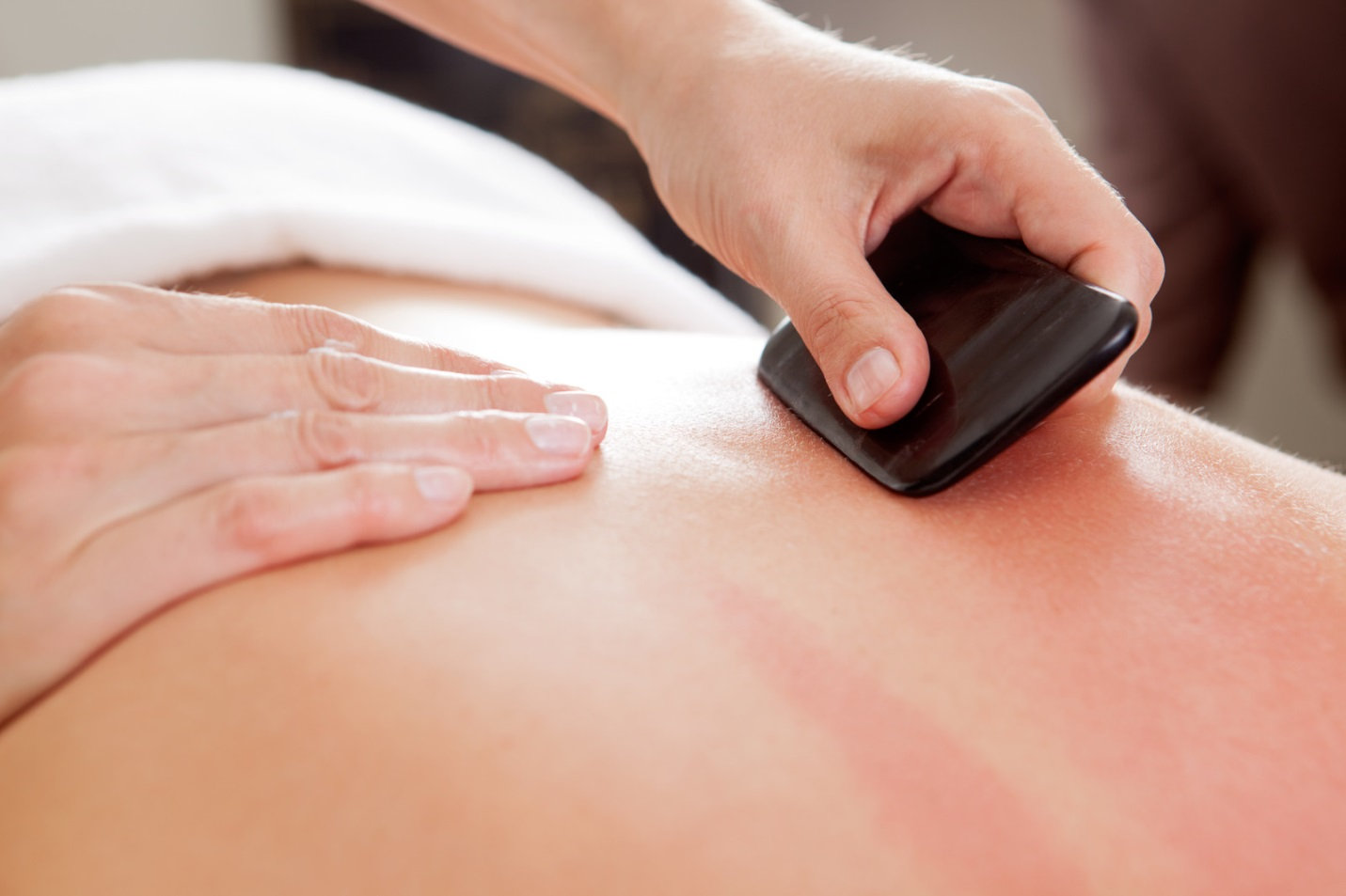 Scraping Therapy Treatment