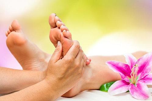 60-mins Foot Reflexology