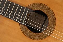 Guitarra clásica. Jacarandá y Abeto