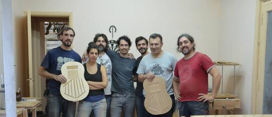 Seminario de perfeccionamiento - Diseño de tapas armónicas