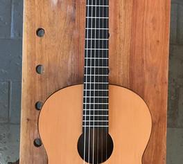 Guitarra Argentina diapasón de ébano