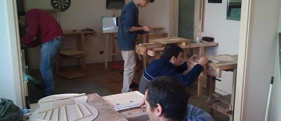 Escuela de Luthería Argentina