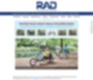 Rad Innovations website