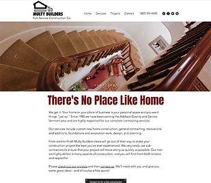 Multy Builder website