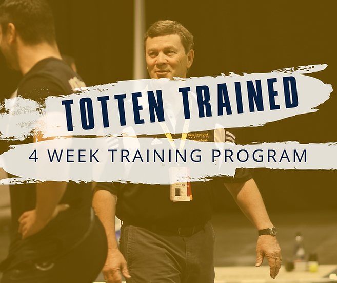 Totten Trained