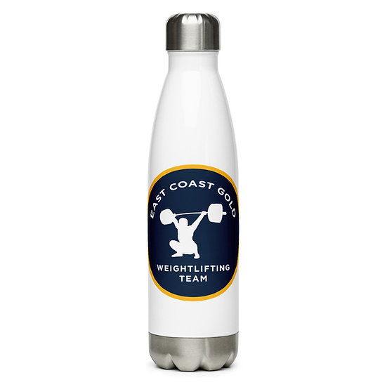 ECG Stainless Steel Water Bottle