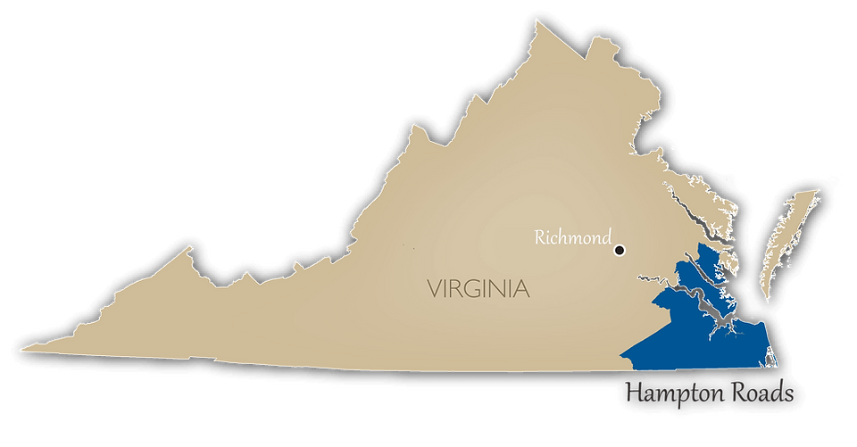 Hampton-Roads-VA-Map-Senior-Advocate-com