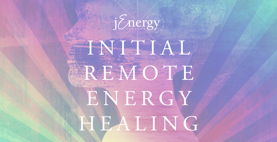 INITIAL Remote Energy Healing Session
