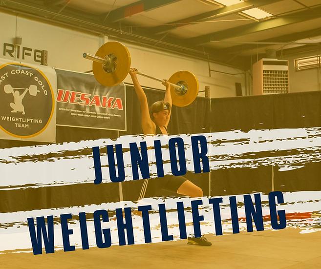Junior Weightlifter