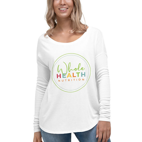 WHN Ladies' Long Sleeve Tee