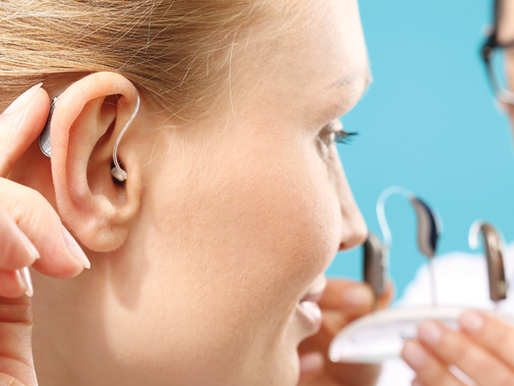 How To Put Your Hearing Aid On