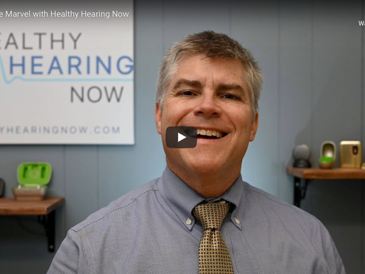 Answering a Cell Phone Call with Phonak Marvel / Paradise Hearing Aids