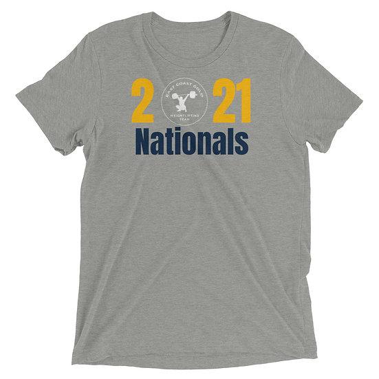 ECG 2021 Nationals Fundraiser Men's T-Shirt