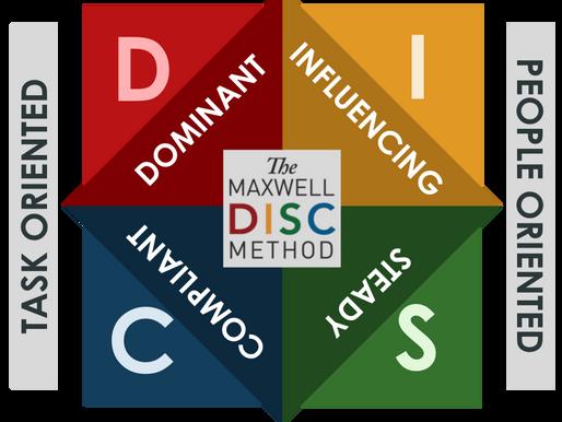 Maxwell Method of DISC