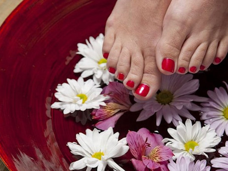 Sure… A Pedi Makes You Pretty. But It Is So Much More.