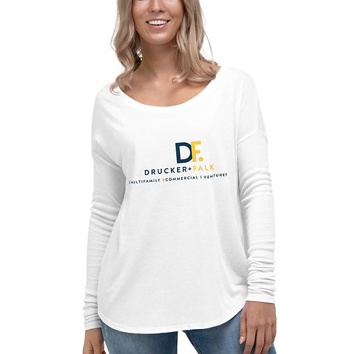 DF Ladies' Long Sleeve Tee