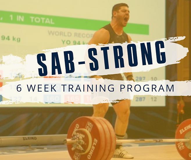 SAB-Strong
