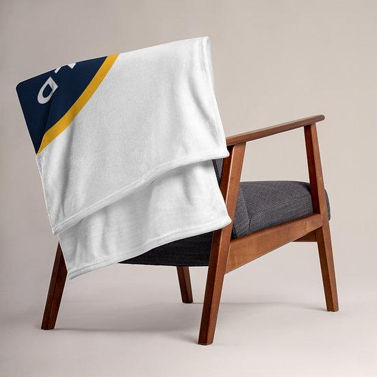 ECG Throw Blanket