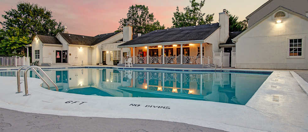 Royal Oaks & East Garden Pool
