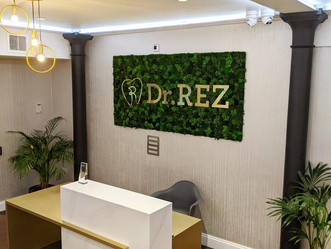 Dr Rez, Dale Street Dentist completed.