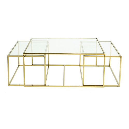 Madrid Low Tables - 3 pieces
