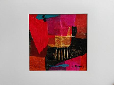 Linda Coppens, z.t., 15x15 cm