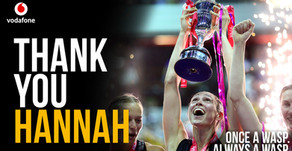Wasps Netball captain Hannah Knights has announced her retirement