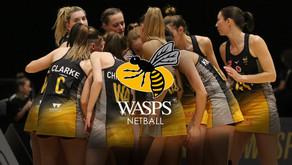 Wasps Netball confirm coaching setup