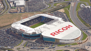 Ricoh Arena becomes Covid-19 testing centre