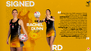 Rachel Dunn re-signs for wasps
