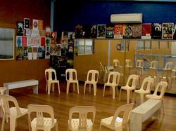 Drama class set-up