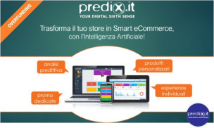 Overfunding per Predixit, startup di intelligenza artificiale per piccoli e-commerce