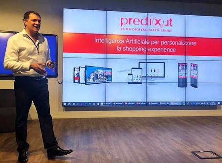 Amazon ingaggia l'intelligenza artificiale di Predixit per il suo portale rivolto alle PMI
