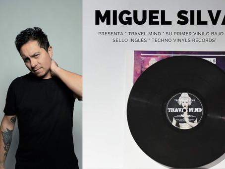 Miguel Silva presenta su primer disco en vinilo
